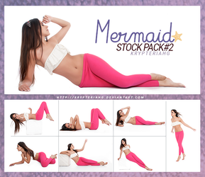 Stock Pack 2 - Mermaid by KrypteriaHG