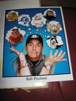Rob Paulsen by MortenEng21