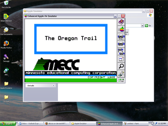 The Oregon Trail ON WINDOWS by allucia
