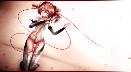 .:Cutting Ties:. by Pocky-Poison