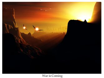 War is coming by tul