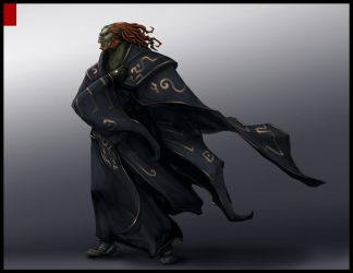 Stylized Ganondorf -Animaquette- by Ragaru