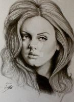 Adele by Louise-Veale