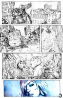 Astonishing x-men page3 by santiagocomics