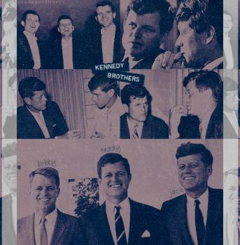 Kennedy Brothers by OckGal