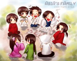 APH-Asian Family by oTEMARINo