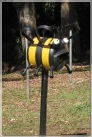Bee Mail Box by JohnK222
