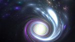 White Hole by ThoughtWeaver