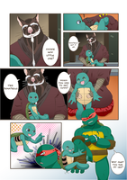 Raph's Choice - Page 5 by KameBoxer