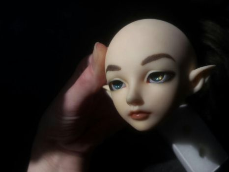 Minifee Karsh face-up by LillyNatal
