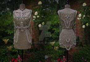 Everlasting crystal body piece by ambur-rose