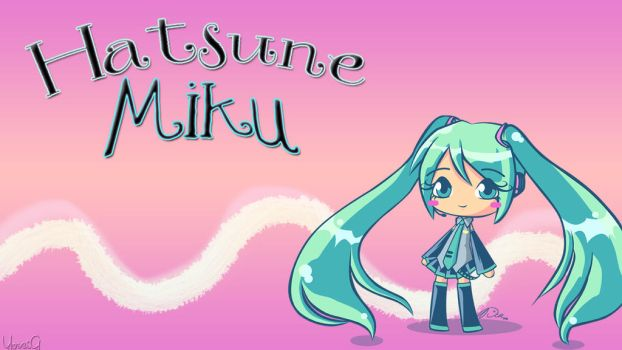 Wallpaper- Hatsune Miku Living Dream! by Yoisita11