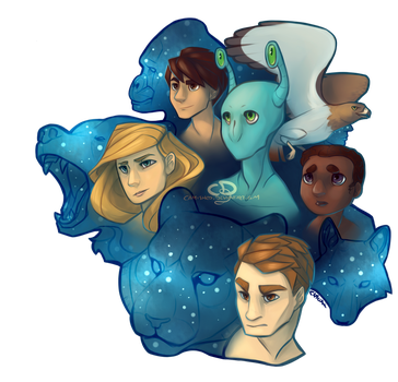 Animorphs by CamishCD