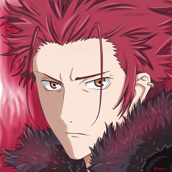 Mikoto:3 (colored) by S-Karina