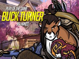 Play of the Game Badge: Buck Turner by the-gneech