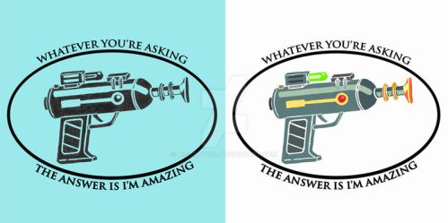 Rick and Morty Tshirt design contest entries! by MissRaptor