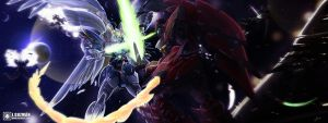Gundam Wing - Endless Battle by Z3ros