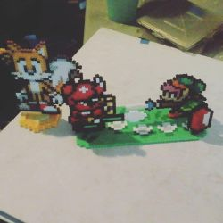 Link to the Past and Tails by Sulley45635