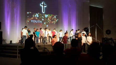 Parents Church Youth Group Holidays by junhb74