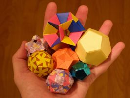 A Fistful of Dodecahedra by 1sand0s