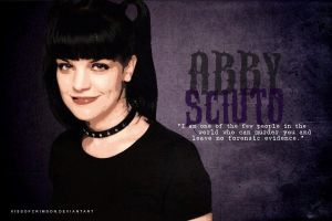 NCIS Quotes- Abby by KissofCrimson