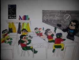 Class of Robin 102 by AyosDesignz