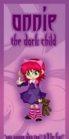 Annie bookmark design by Hotaru-oz