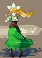 ALO - Lyfa by chobble