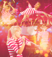 +We are never ever getting back together. by Swiftie1310