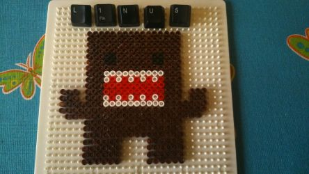 Domo-kun by LinusGale