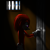 Jail :knuckles: by Crazybandit1