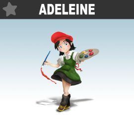 Adeleine Colors In! by locomotive111