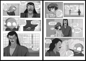 The Deal: Pag3 +Pag4 (spanish) by Linkartoon