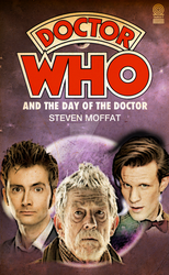 New Series Target Covers: Day of the Doctor (1) by ChristaMactire