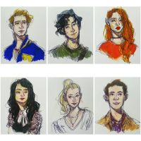 riverdale by oxydrawing