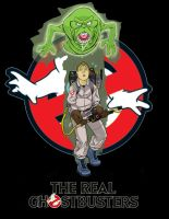 The Real Ghostbusters Ray 10-9 by ShinMusashi44