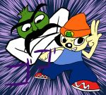 Parappa's Stance by Ardhamon