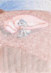 Dreaming with a cat by GianniScimmia