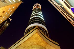 Telecom Tower by CitizenJustin