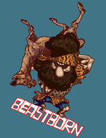lisa the painful beastborn by sawaganiN