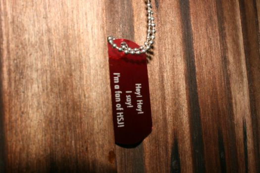 Hiding Dogtag by dollywink