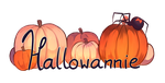 Hallowannie Banner by AnniverseStash