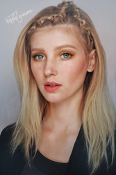 anne valerie hash retouch by HayleyGuinevere