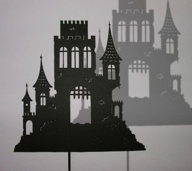 Castle - Theater Decor by PaperTales