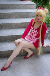 Usagi Tsukino - Fruits Maid Manga Artbook Cosplay by SailorMappy