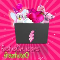 fashion icons by Freziitoo