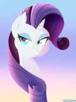 Rarity 2 by TheOtherDash