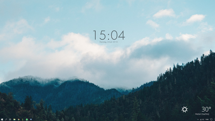 Rainmeter by annton137