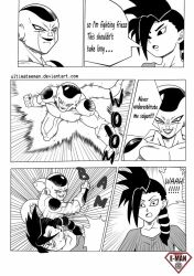 Dragon ball battle royale part 1 by ultimateEman