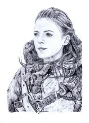 Ygritte2 by imtherealjenna